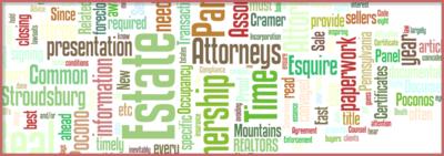 Pocono_attorney_advice