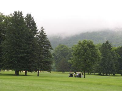 Golf in the poconos