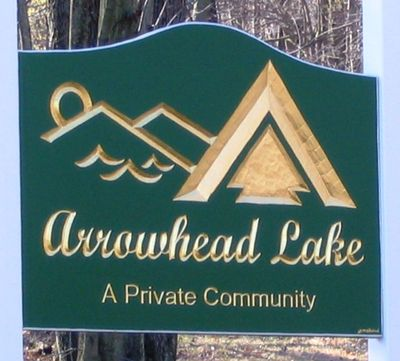Poconos real estate blog arrowhead lake bad news if you havent received a sewer hook up permit for your property in the arrowhead lake community yet no new sewer permits will be issued until the publicscrutiny Gallery