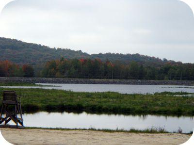 North_arrowhead_lake_dam